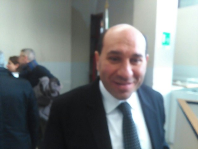 Pasquale Infante-Riequilibrio