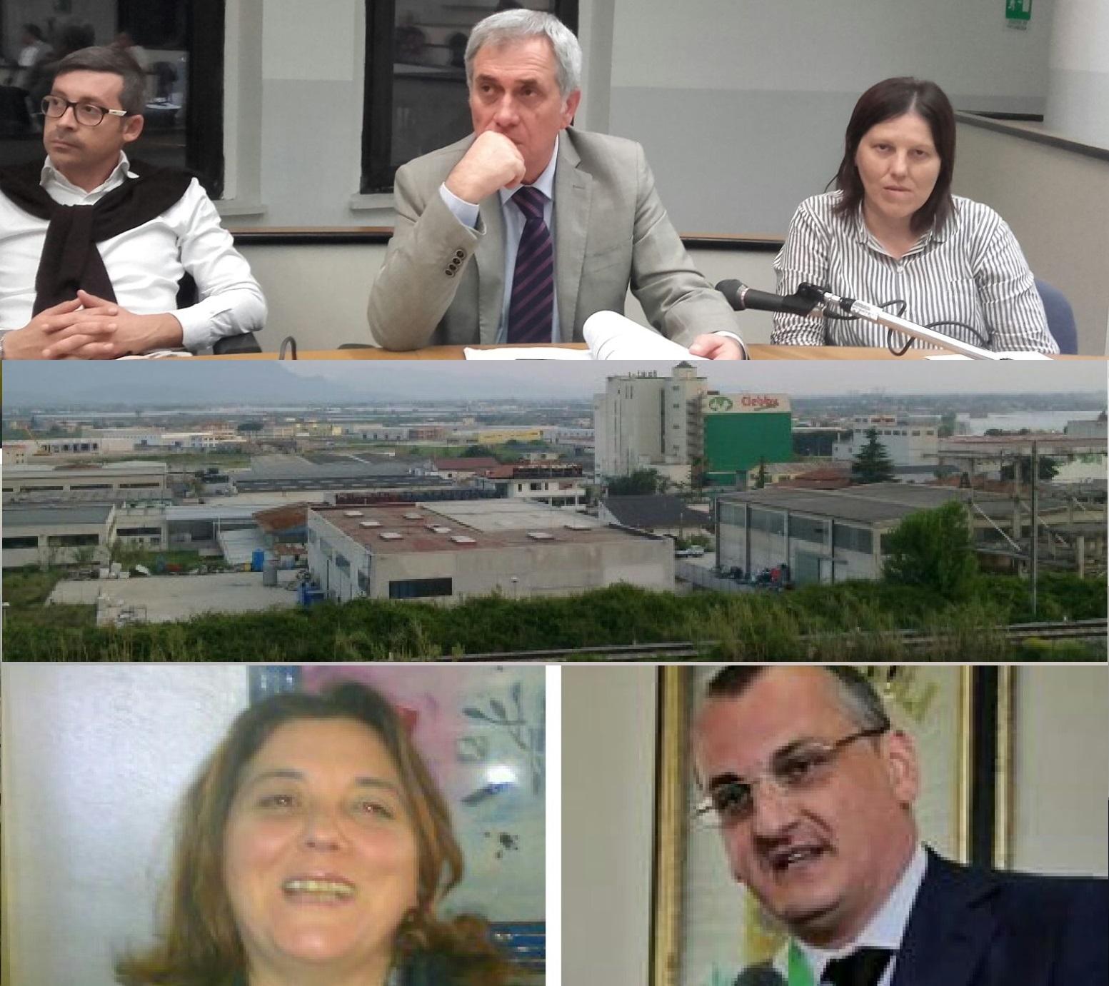 Petrone-Conte-DiCandia--Area Industriale-Manzione-Cariello