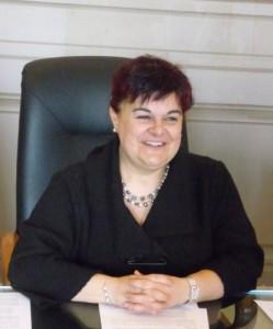 Stefania Pezzopane Presidente Provincia L'Aquila
