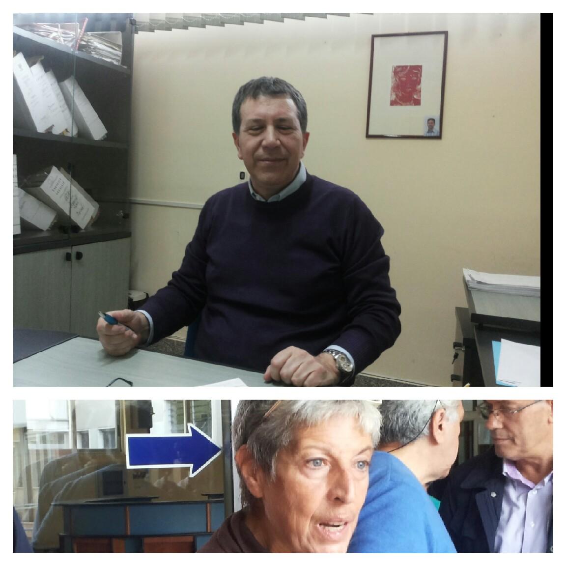 Pietro-Spinelli-Margaret-Cittadino-CGIL