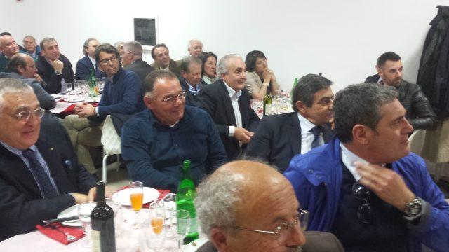 Pizzulià-incontro De Luca-Rodolfo Vitolo-Carlo Vitolo-Mimmo Volpe