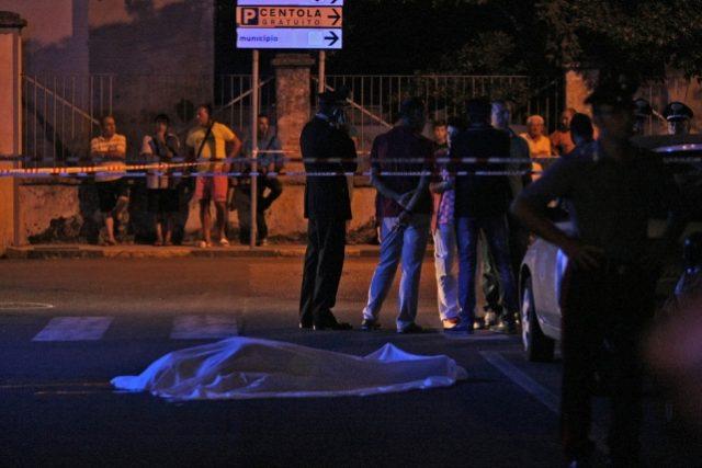 Pontecagnano-Omicidio-