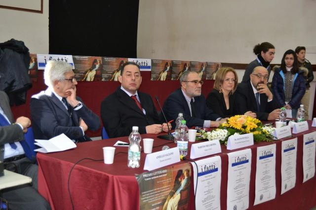 Premio Lettarario-Melchionda-Pittella-Cirillo-Trotta-Naddeo.
