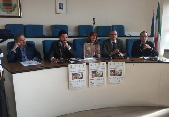 Premio Levi-Gaetano Stella-Liberato Martucciello-Rosaria Gaeta-Massimo Cariello-Dario Landi-2.
