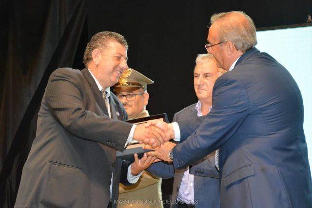 Premio legalità a Ignazio Cutro'