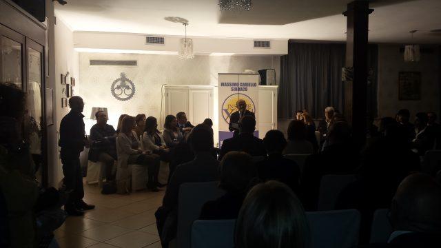 Presentazione-Insieme per Eboli-Roberto Pansa