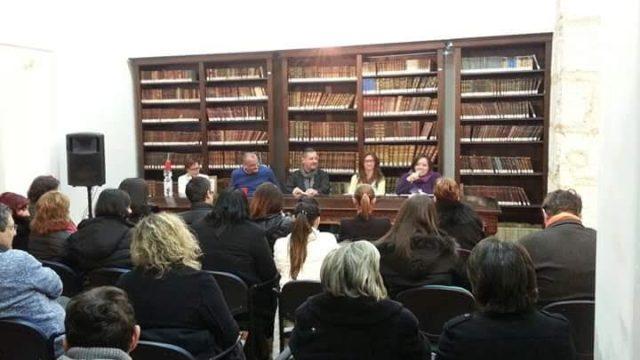 Presentazione Libro-Giancarlo Giudice-Eboli