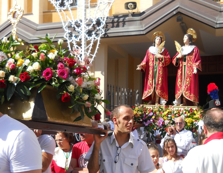 Processione San-Cosimo-e-Damiano-Eboli2