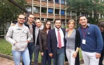 Progetto Discuteca - Forum regionale dei Giovani