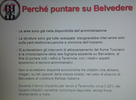 Puntare su Belvedere