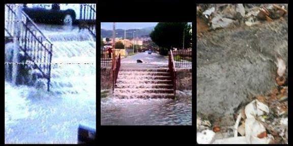 Quartiere Pescara-degrado-varie-immagini