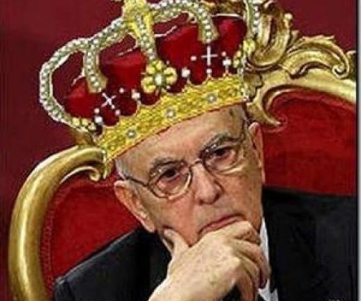 Re Giorgio Napolitano
