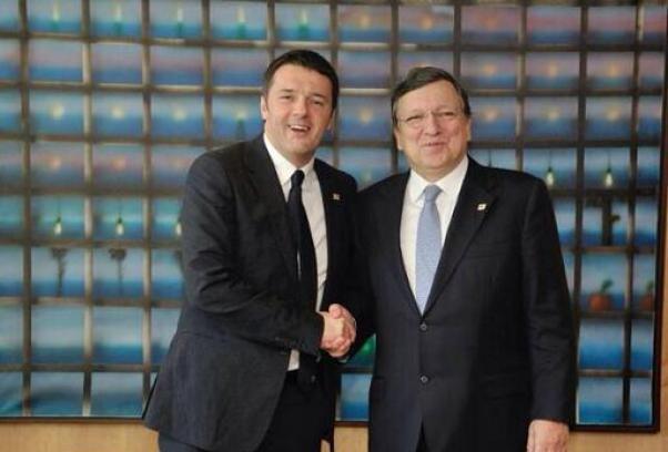 Renzi-Barroso