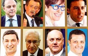 Riccardo Maria Cersosimo-Pietro Ciotti- Cecilia Francese-Vincenzo Inverso-Enrico Lanaro-Guglielmo Marchetta-Gerardo Motta-Ugo Tozzi-