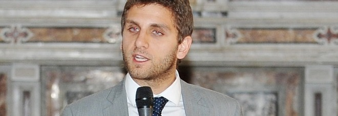 Roberto De Luca-Assessore Bilancio-Salerno