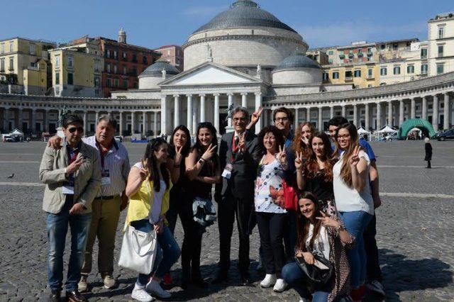 Roberto Monaco-Studenti Confalonieri -Campagna