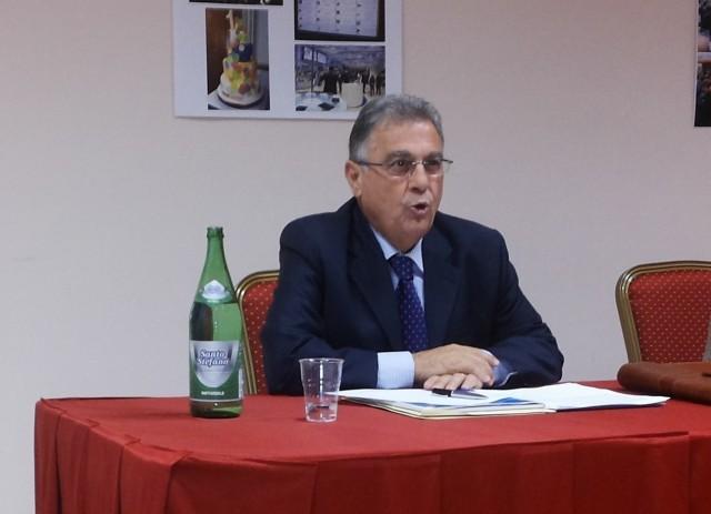 Roberto Napoli-Conferenza stampa-Techmania