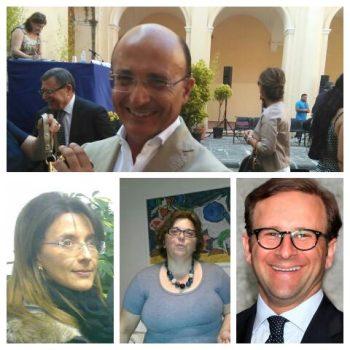 Roberto Pansa-Carmela Landi-Maria Sueva Manzione-Pierluigi Merola