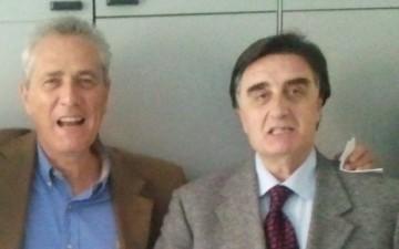 Francesco Rutelli-Arturo Marra