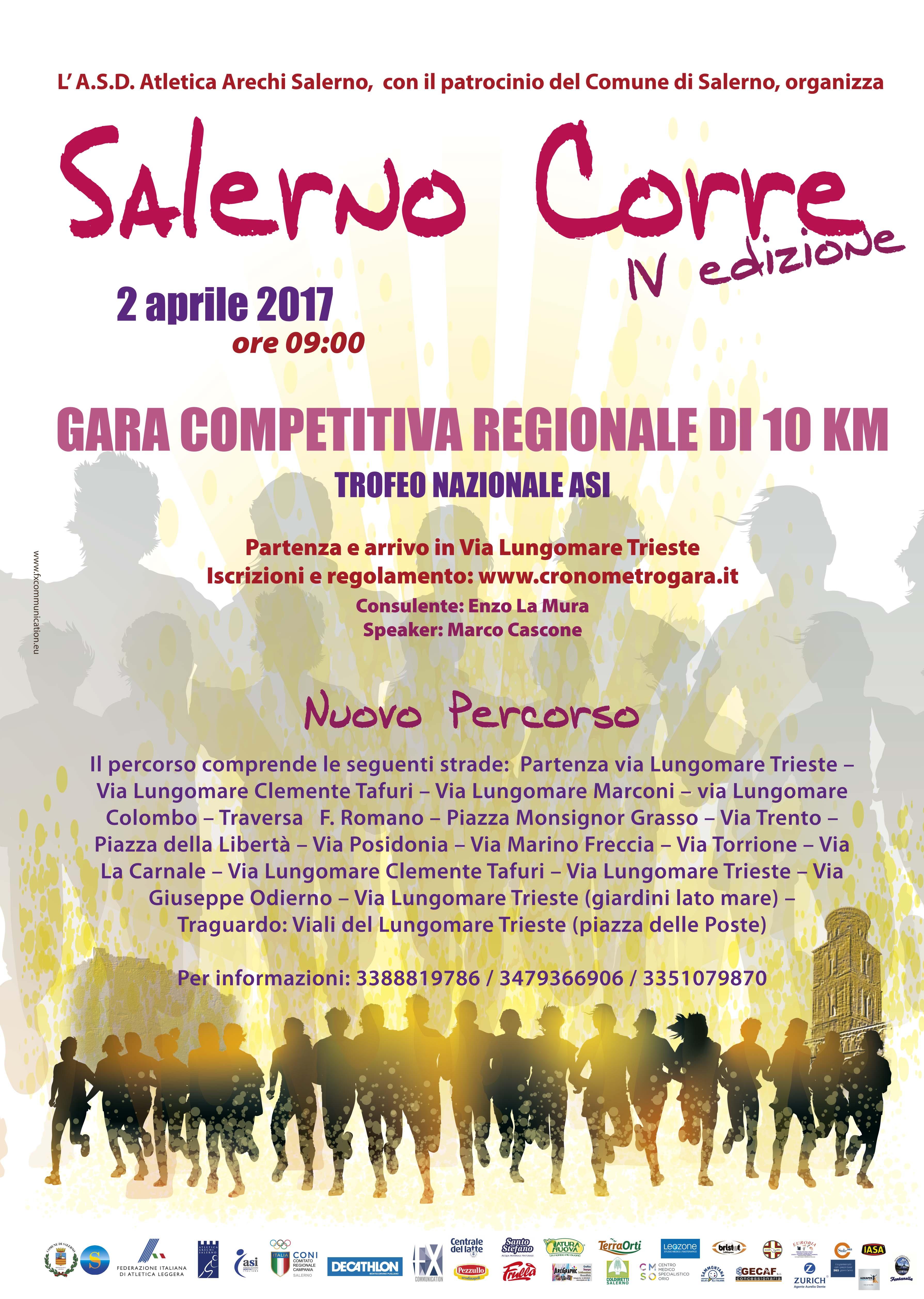 Salerno corre 2017