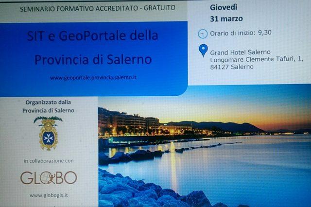 SIT-Geoportale-Provincia Salerno