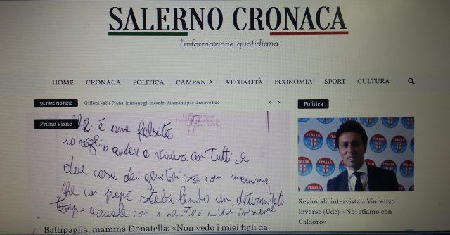 Salerno Cronaca