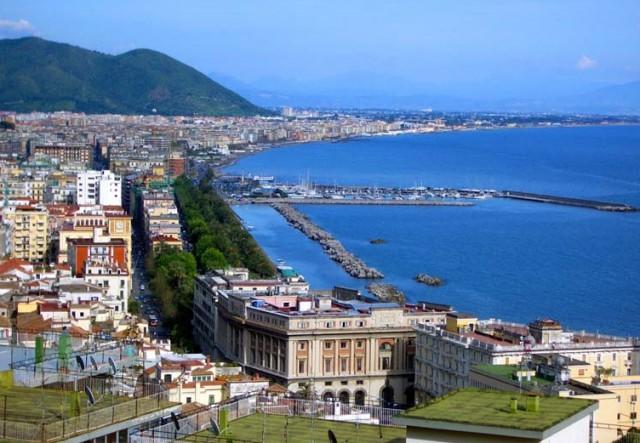 Salerno panorama
