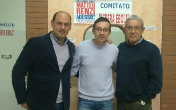 Salvatore Marisei-Antonio Petrone-Carmine Campagna