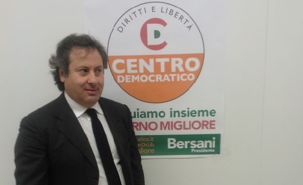 Salvatore-Paravia-Centro-Democratico