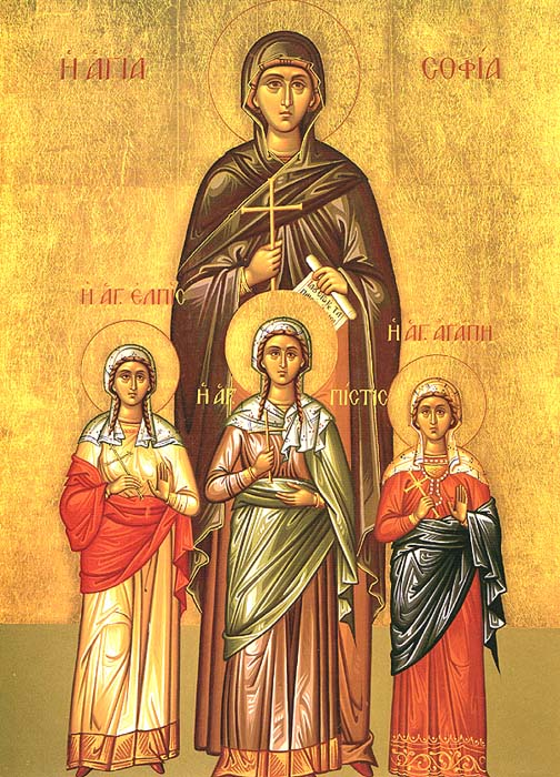 Santa_Sofia-e le figlie