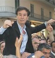 Santomauro in trionfo