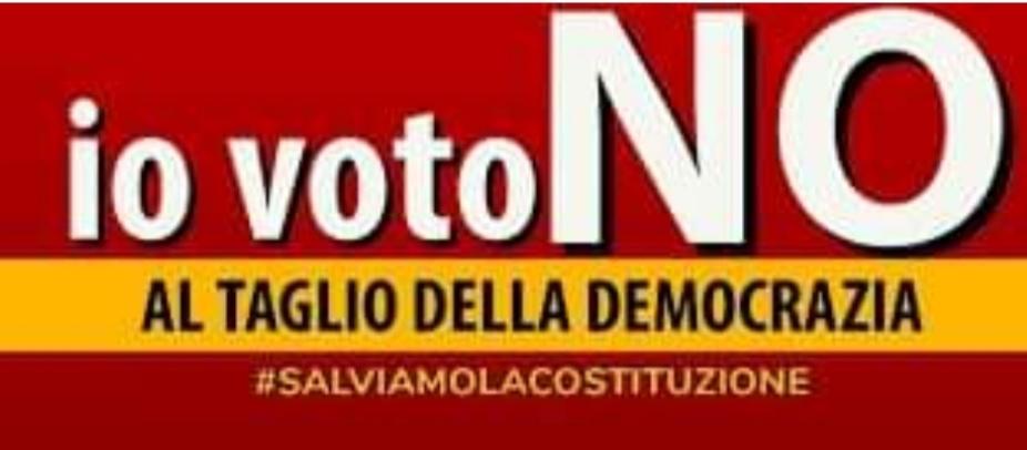 Io voto no al referendum del | Ienevideo