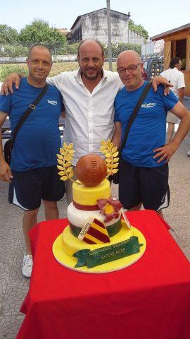Scuola Calcio IRIS-Santa Cecilia-Eboli-Pres. Vocca-Di Donato-Caponigro