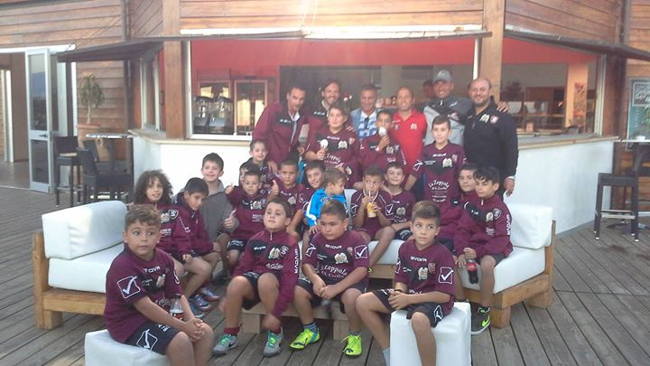 Scuola Calcio IRIS-Santa Cecilia-Eboli