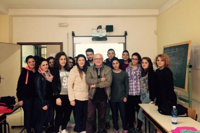 Scuola e territorio-Armando De Martino-alunni Mattei-Fortunato