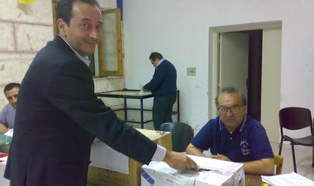 Seggio elettorale PD