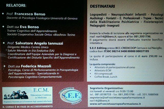 Seminario Medico San Luca Battipaglia