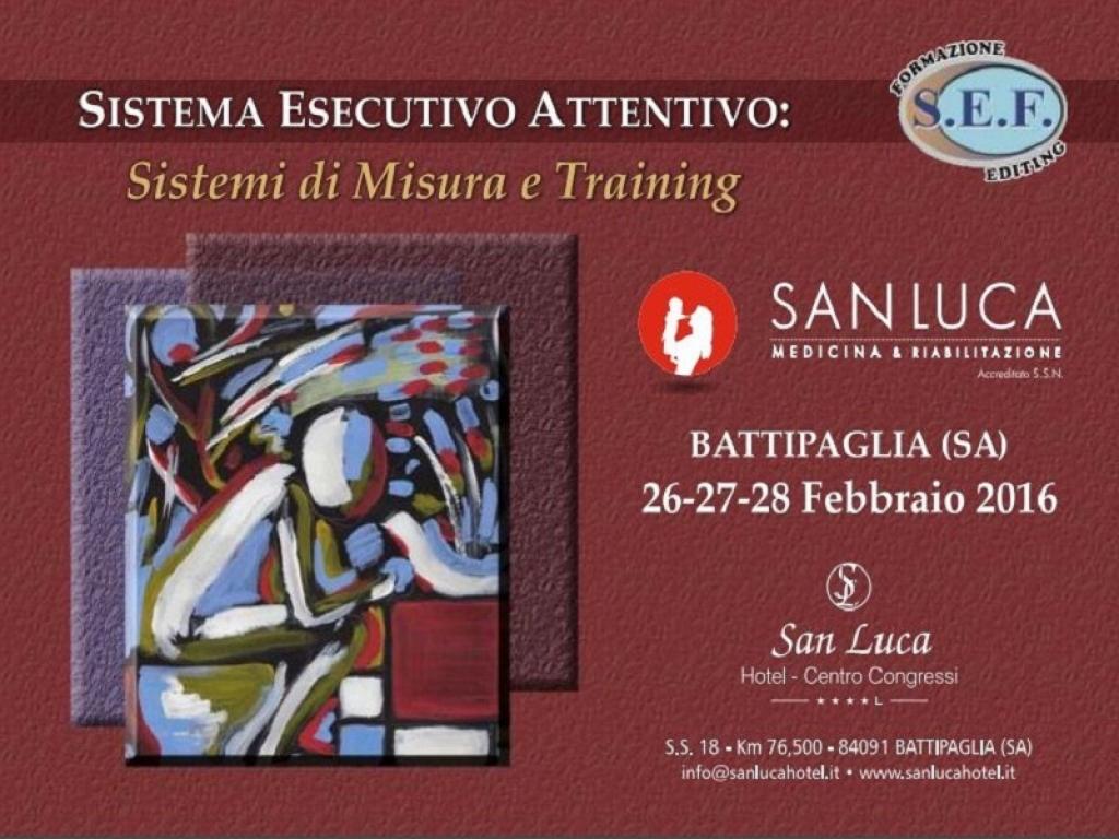Seminario nazionale Centro San Luca Battipaglia