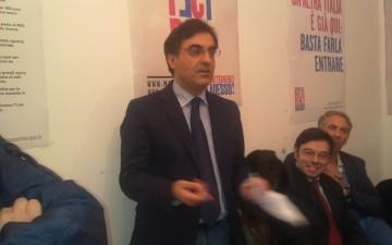 Sergio Annunziata-comitato Pro-Renzi-Eboli