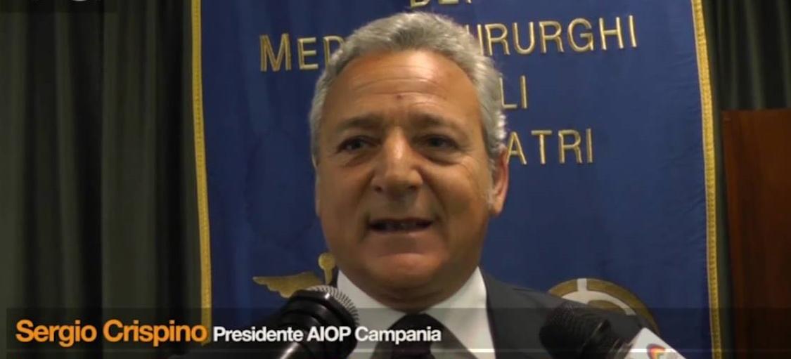 Sergio Crispino-Pres. Aiop Campania