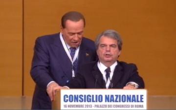 Silvio-Berlusconi-Renato-Brunetta-Consiglio-Nazionale