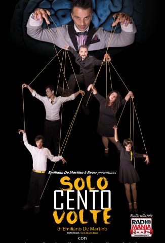 Solo Cento Volte-Teatro Giuffrè Battipaglia-1