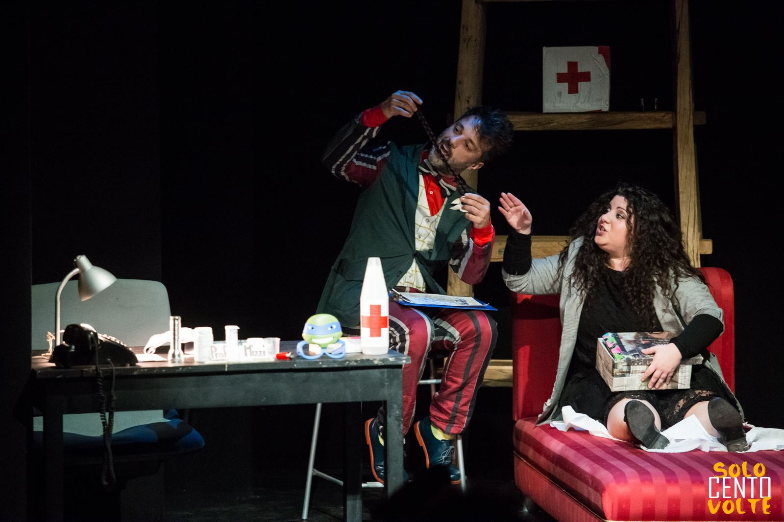 Solo Cento Volte-Teatro Giuffrè Battipaglia-3