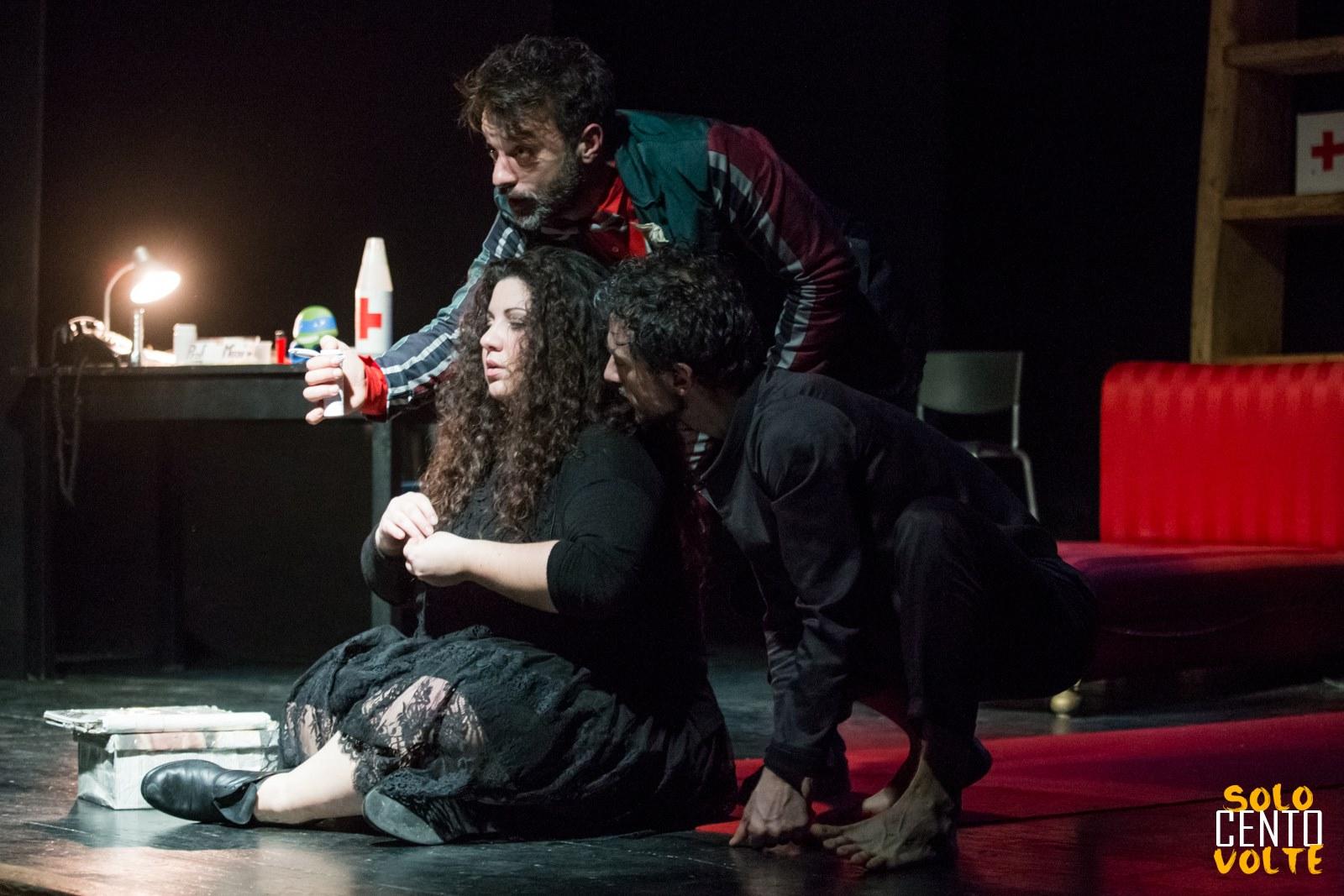 Solo Cento Volte-Teatro Giuffrè Battipaglia