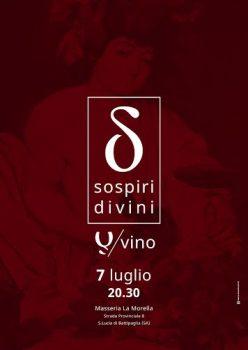 Sospiri di vino -Vino