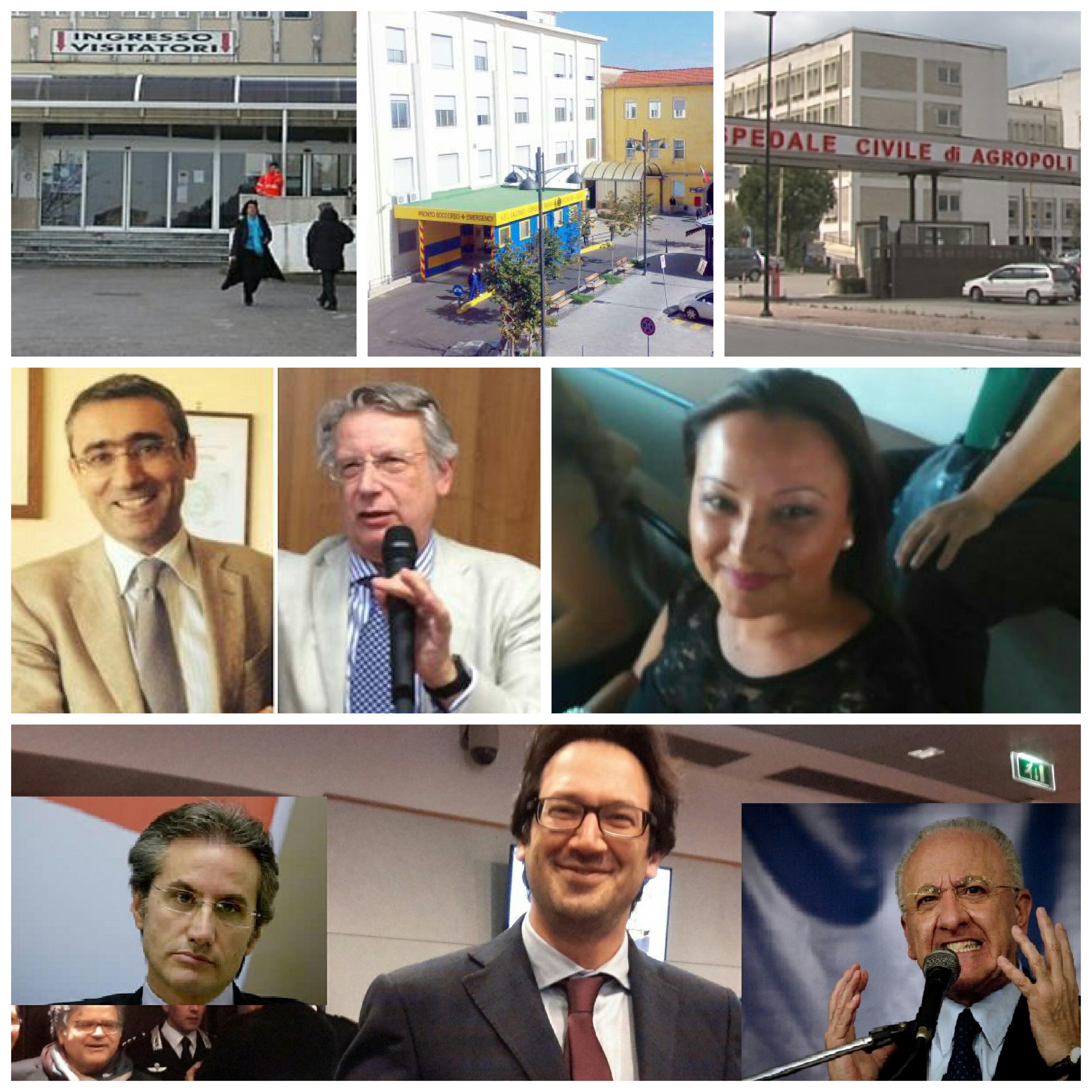 Ospedali-Battipaglia-Eboli-Agropoli-Cantone-Giordano-Adelizzi-Caldoro-Cammarano-De Luca