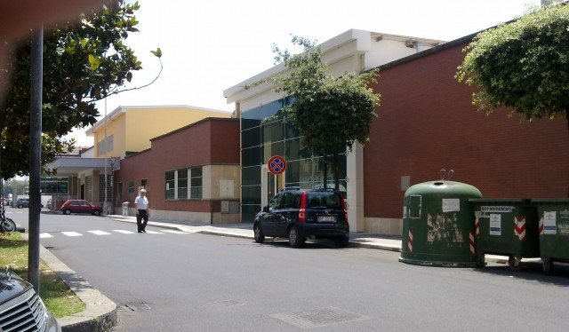 Stazione Battipaglia