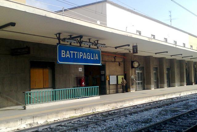 Stazione di Battipaglia