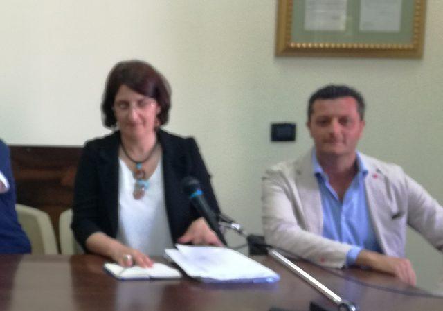 Stefania Vecchio-Ugo Tozzi