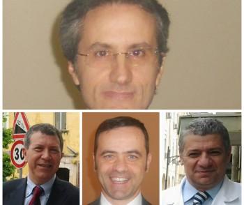 I responsabili dello sfascio della Sanità-Stefano Caldoro-Pietro Spinelli-Antonio Squillante-Rocco Calabrese.